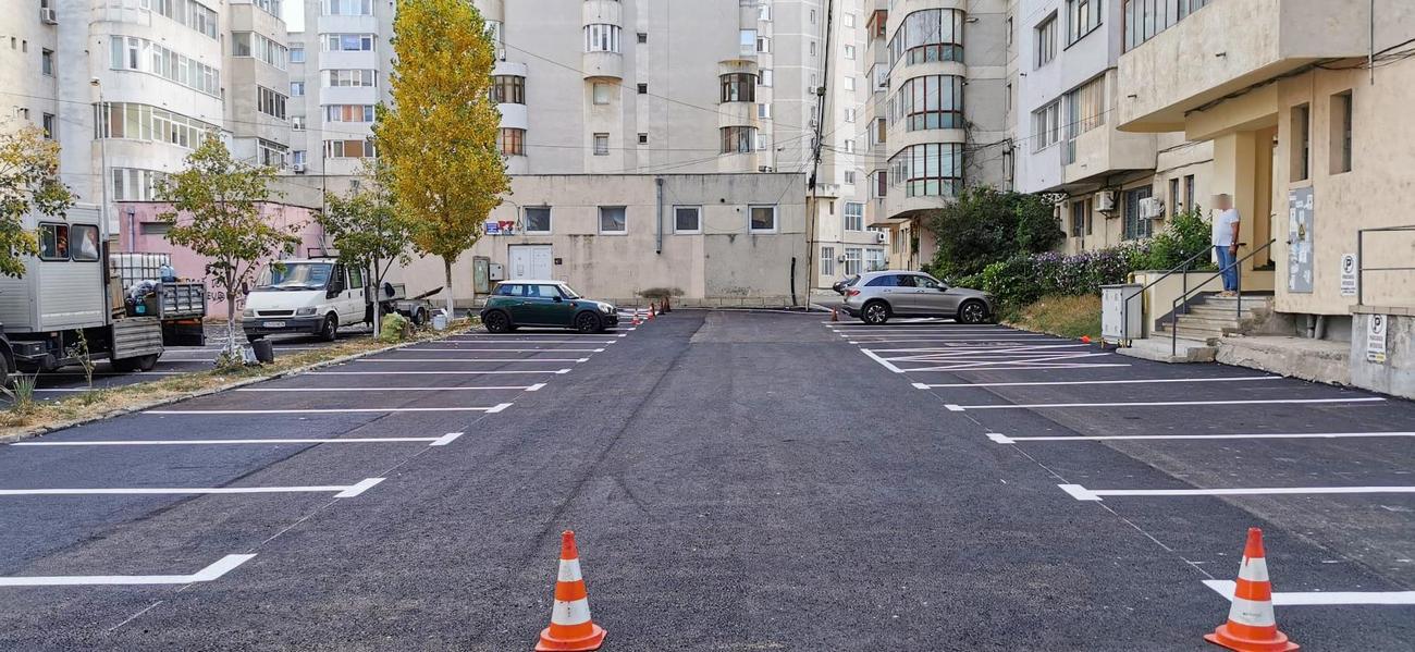 parcari strada Făgetului (1)