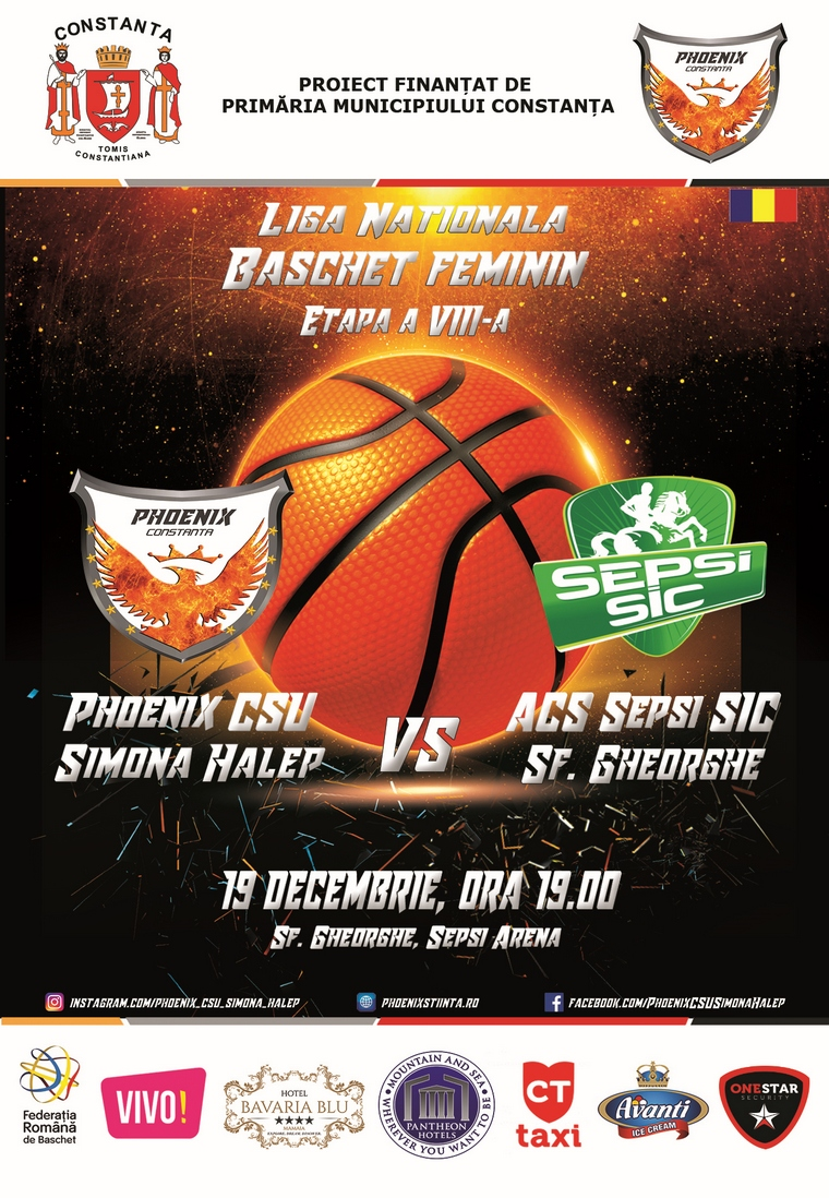 Poster Phoenix Sepsi Sf Gheorghe