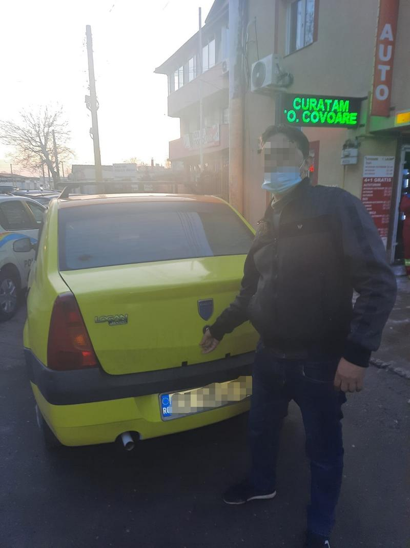 verificari taxi