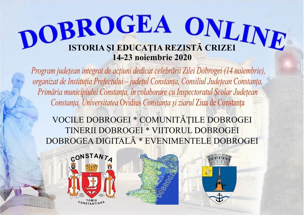 Zilele Dobrogei-poster 1