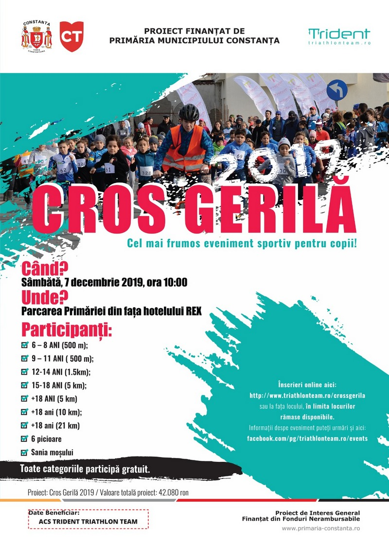 afis CROS GERILA site