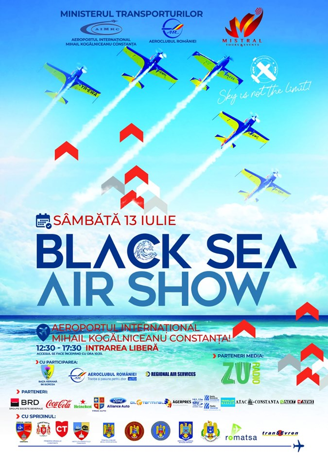 Black Sea Air Show 05.07.2019