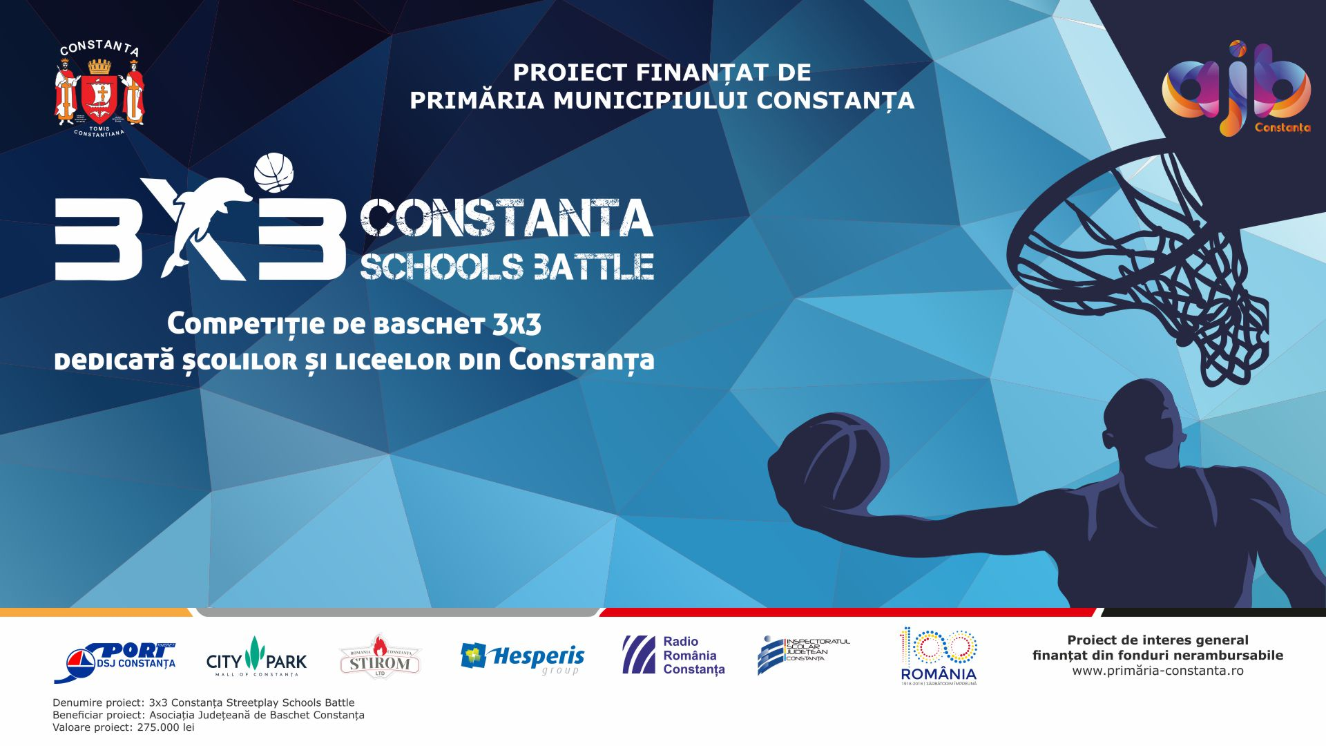 Constanta Street Play Schools Battle