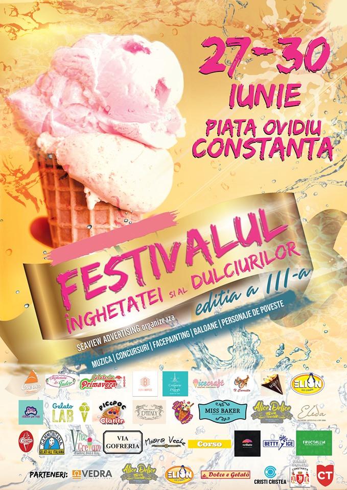 Festivalul Inghetatei si al Dulciurilor