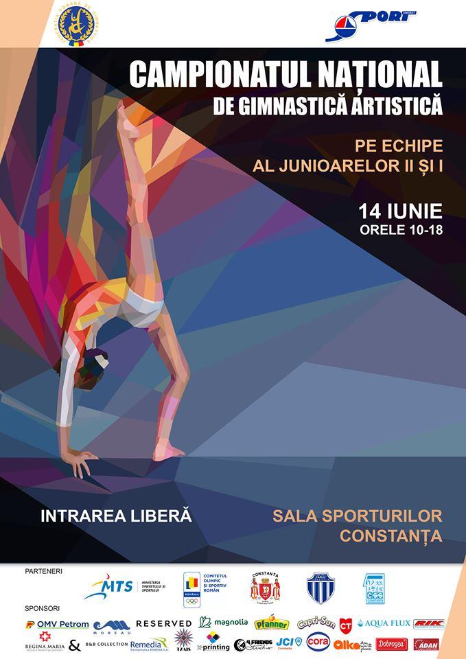 Campionatul National de Gimnastica Artistica pe Echipe